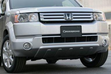 Honda Crossroad 2007 – для молодых, но уже остывших