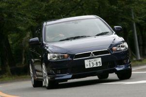 Обзор автомобиля Mitsubishi Galant Fortis 2007 года