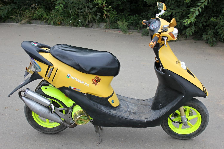 Скутер : HONDA DIO AF-63 Z4 ... - scooters-japan.ru