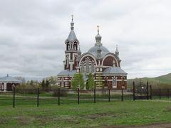 Михайло-Архангельская церковь в с.Андреевка.  (Храм)