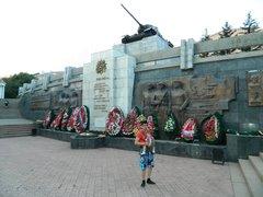 Танк «Т-34» (Памятник)