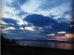 Байкал, остров Ольхон (Озеро)