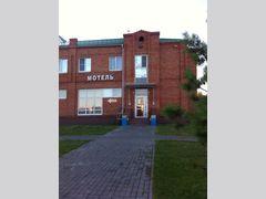 """Мотель, кафе, стоянка """"Омич"""" в сторону Новосибирска"""