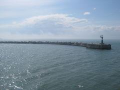 паромная переправа Порт Кавказ
