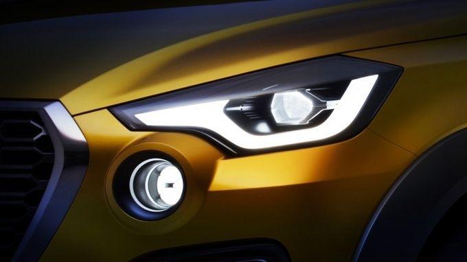 Фара Datsun Concept Car