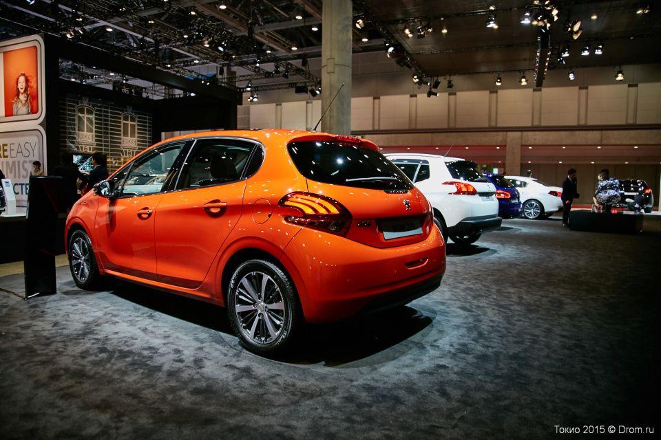 Peugeot NEW 208