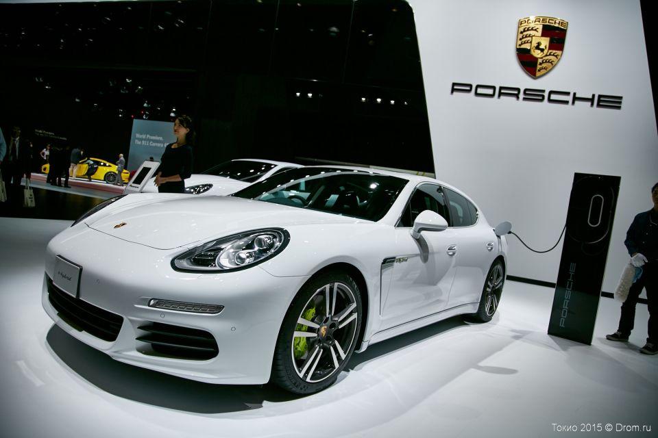 Porsche PanameraS e-hybrid