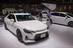 Новость о Toyota Mark X