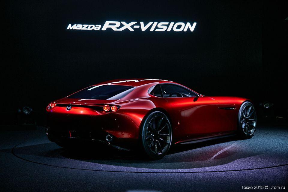 Концепт-кар Mazda RX-Vision