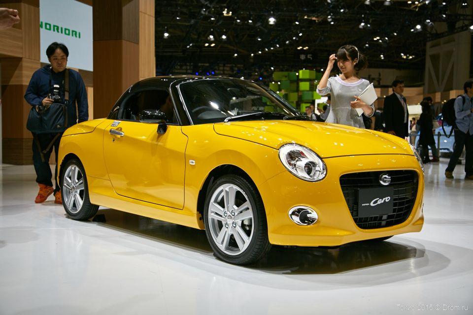 Daihatsu Copen Cero