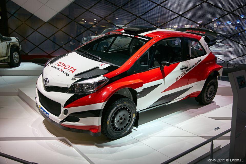 Toyota Vitz/Yaris