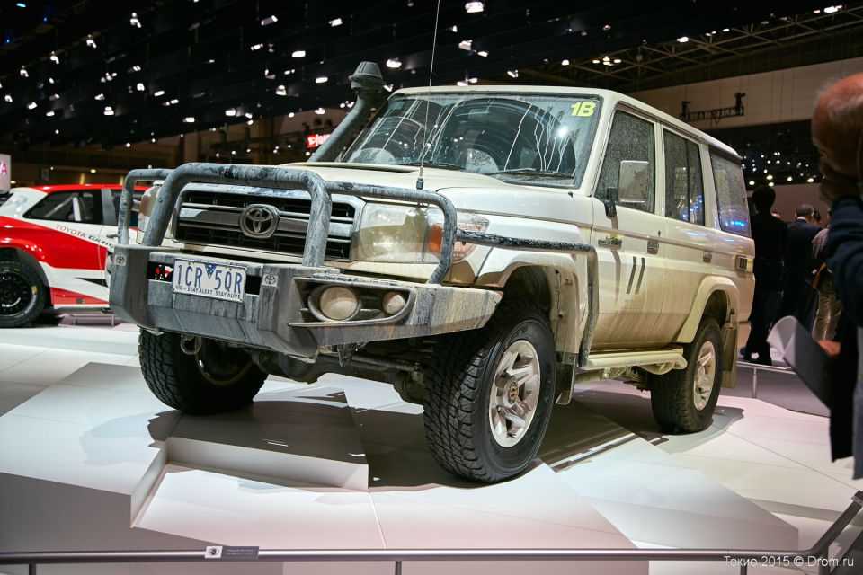 Toyota TLC 70