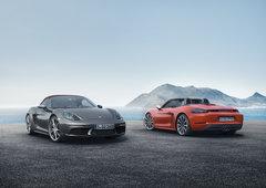 Новость о Porsche 718 Boxster