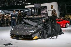 Новость о Lamborghini