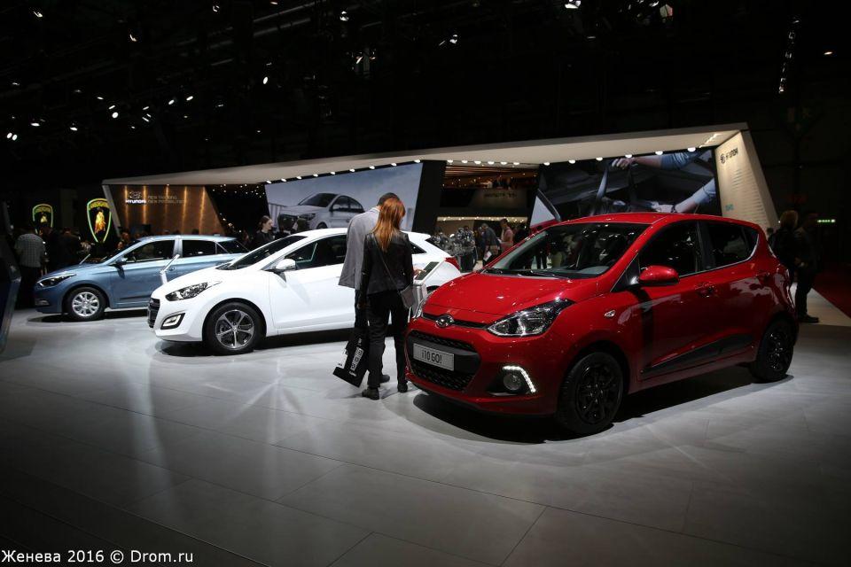 Hyundai i10go