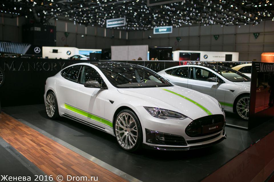 Mansory Tesla