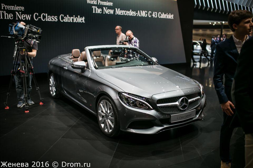 Mercedes-Benz C-class Cabriolet