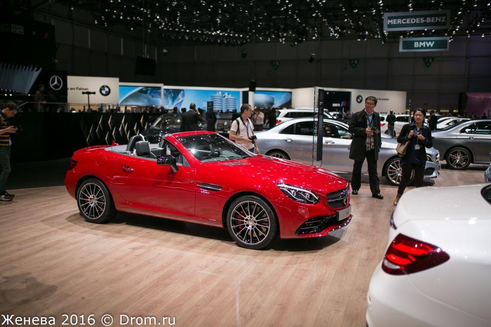 Mercedes-Benz SLC43