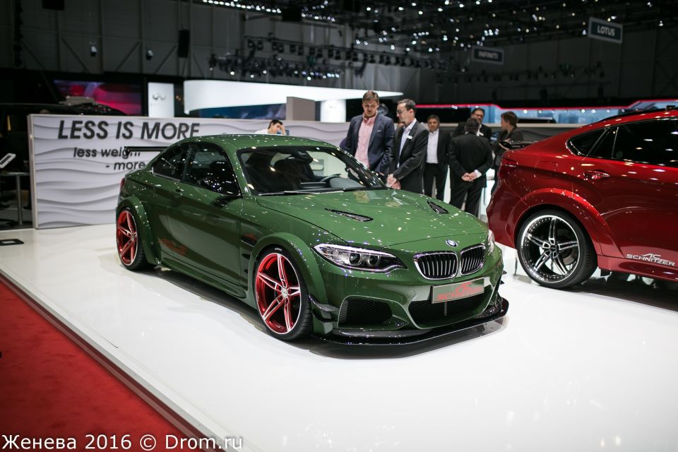BMW M235i Coupe ACL2