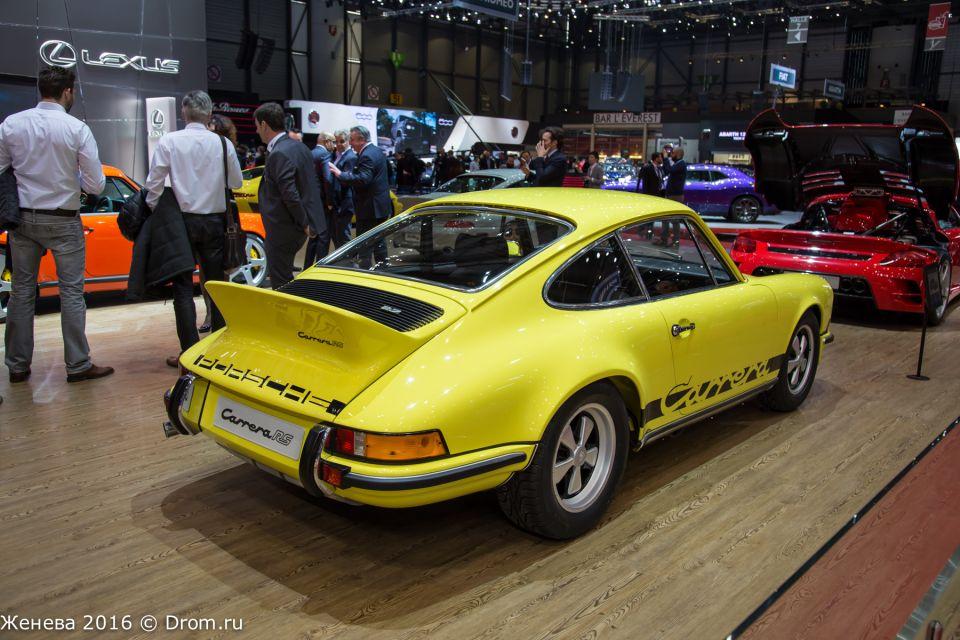 Porsche Carrera RS от Ruf