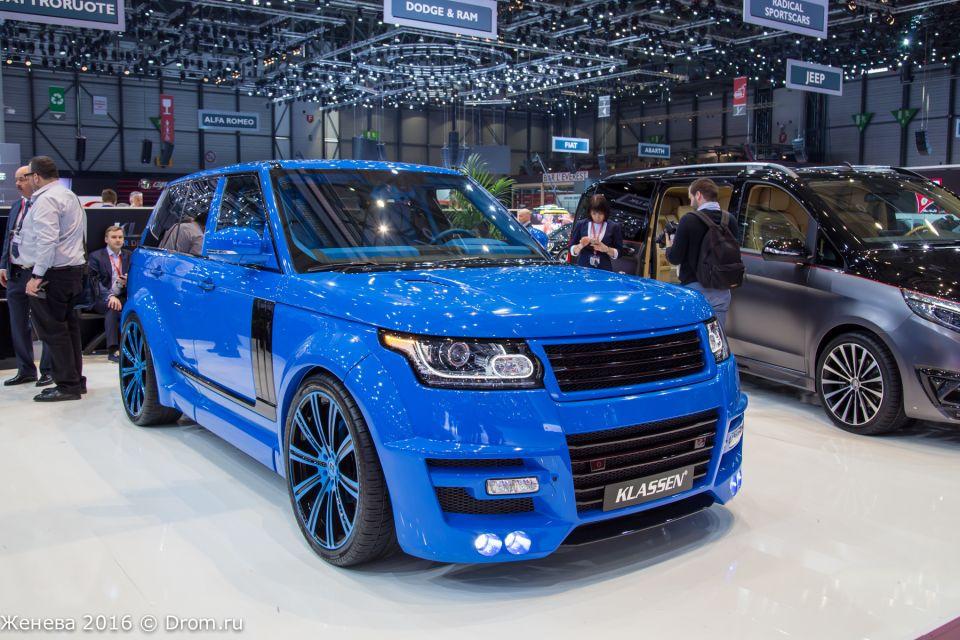 Range Rover от Klassen