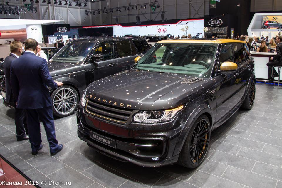 Range Rover от Startech