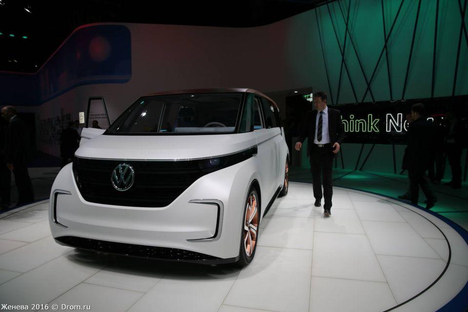 Volkswagen  Budd 2
