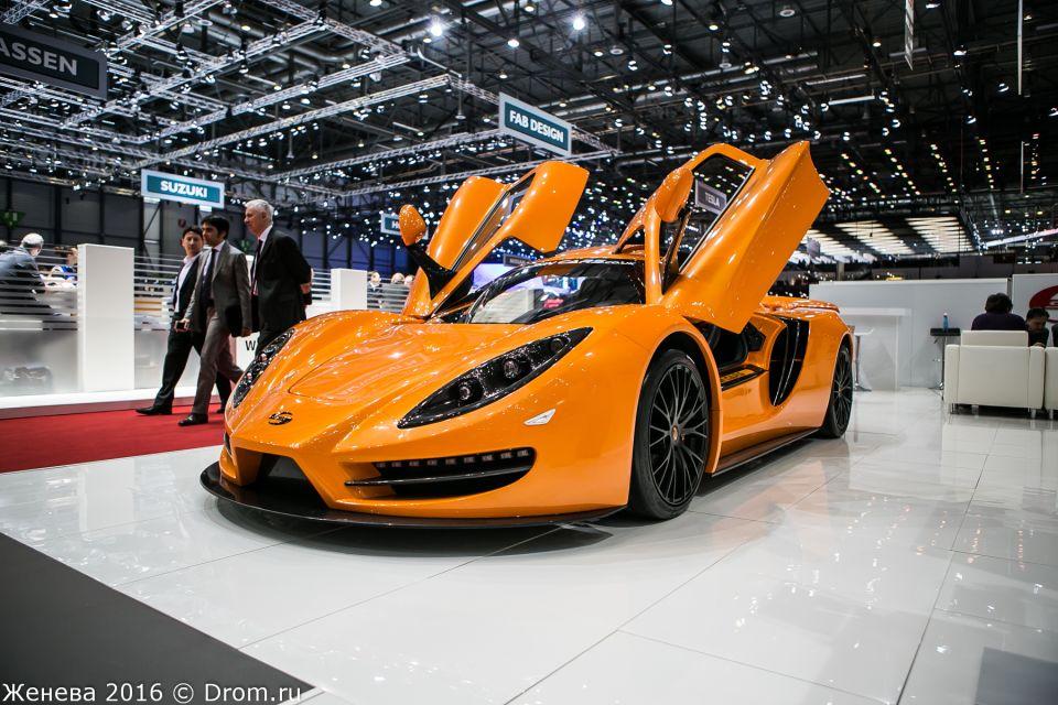 The Sin Car R1