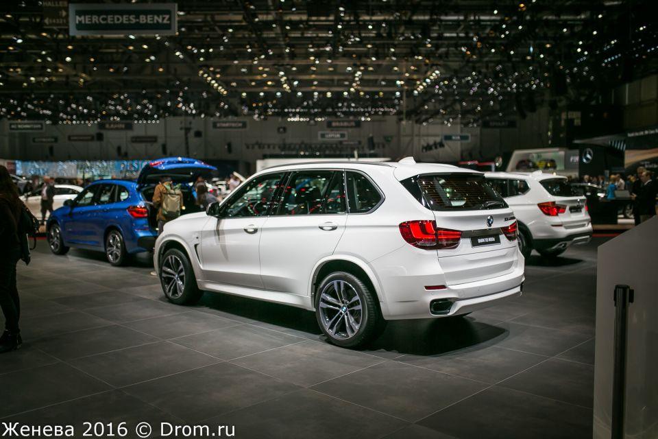BMW M5 X50d