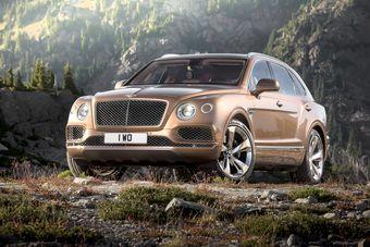Линейка Bentley Bentayga будет позднее дополнена более мощной спортивной версией, семиместным вариантом, а также модификациями с дизельным двигателем и гибридным приводом.