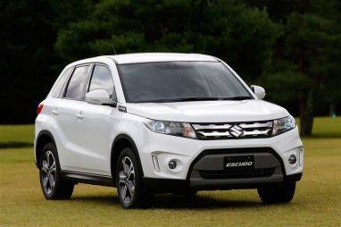Suzuki добавила переднеприводную Vitara вмодельный ряд Suzuki нарынке Японии
