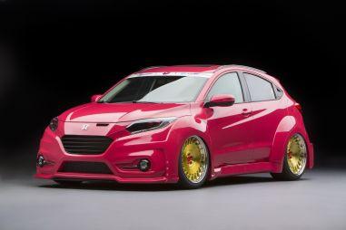 Honda HR-V на тюнинг-шоу SEMA: стало лучше или хуже?..