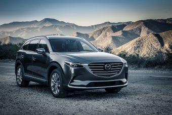 Mazda cx 9 turbo