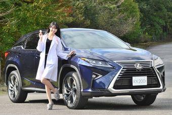 В России продажи нового RX только начались, а в Японии кроссовер уже вышел на пик популярности.