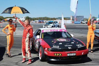 Константин Авшаров и его Nissan Silvia: десять лет дрифта