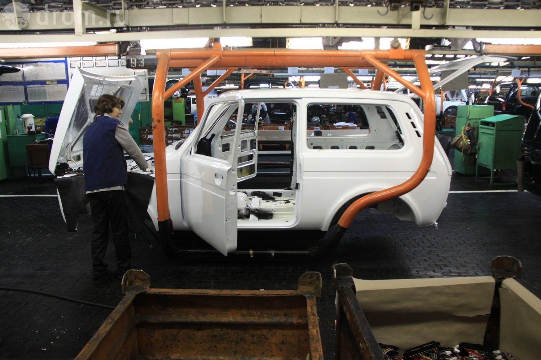 Брутальная Lada 44 Vision: прообраз новой Нивы