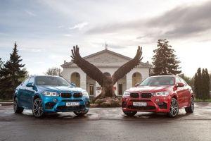 Тест-драйв BMW X6M. Ху из Мистер Икс?