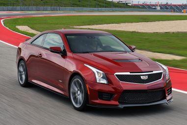 Тест-драйв Cadillac ATS-V. Веская причина выбрать «американца»