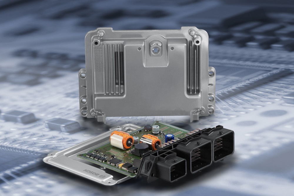 Блоки управления двигателем виды устройство принцип работы замена и ремонт