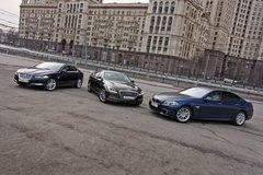 Статья о Jaguar XF