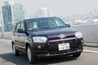 Обзор обновленных универсалов Toyota Probox и Toyota Succeed