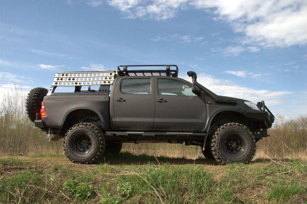Toyota HiLux Tuning Shop: Sportluftfilter, Chiptuning und ...