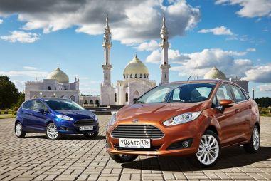 Тест-драйв российских Ford Fiesta. Второе пришествие