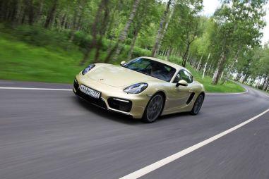 Тест-драйв спорткара Porsche Cayman GTS. Укус аллигатора
