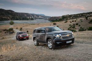 Тест-драйв нового Chevrolet Tahoe: Крутой Уокер