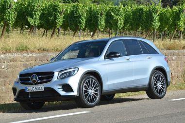 Первый тест-драйв Mercedes-Benz GLC250