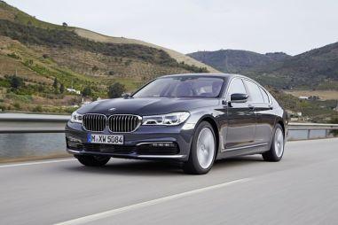 Первый тест-драйв нового поколения BMW 7 Series. Доминируй, унижай!