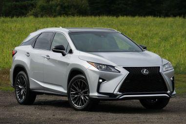 Первый тест-драйв нового Lexus RX