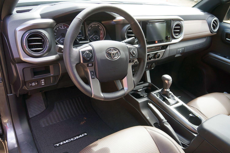 Toyota Тундра снаряженная масса #9