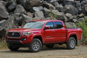 Тест-драйв новой Toyota Tacoma. Вызов от GM принят, ставки подняты